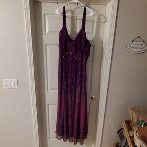 Purple Avenue by Jessica London Dress 28